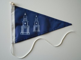 Burgee for site